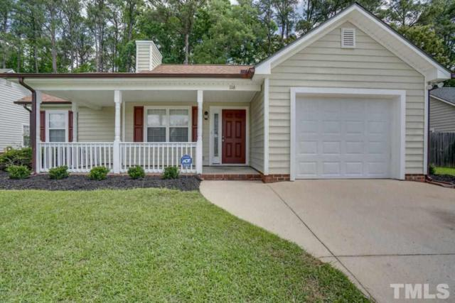 116 Greys Mill Court, Rocky Mount, NC 27804 (#2196915) :: The Perry Group