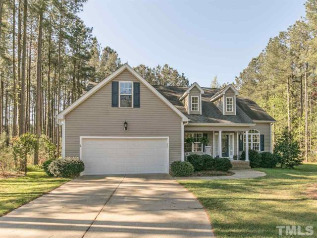 25 W Shorrey Place, Youngsville, NC 27596 (#2196947) :: The Jim Allen Group
