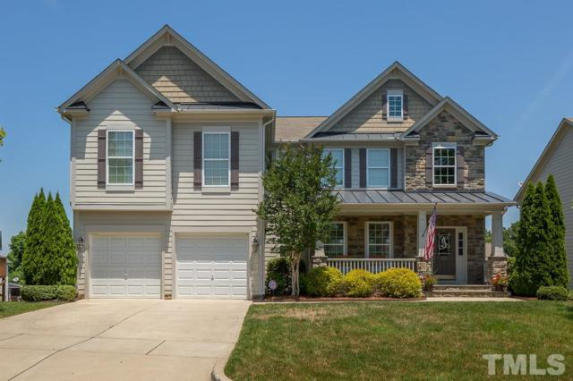 705 Barley Green Street, Wake Forest, NC 27587 (#2196955) :: The Jim Allen Group