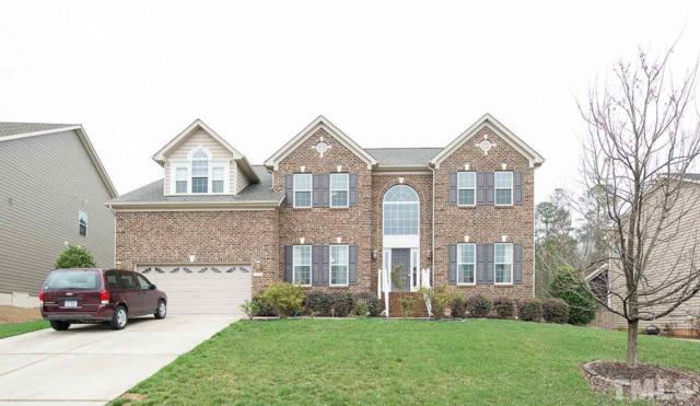 8664 Forester Lane, Apex, NC 27539 (#2196994) :: The Perry Group
