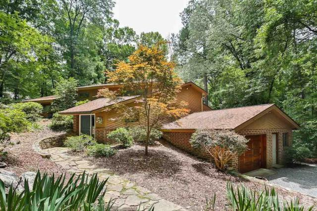 616 Bayberry Drive, Chapel Hill, NC 27517 (#2197005) :: The Perry Group