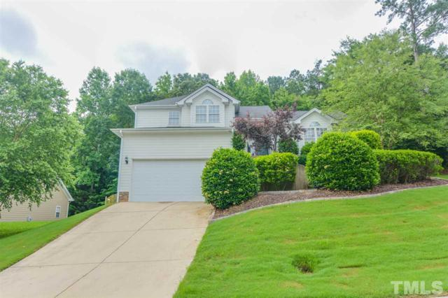 2920 Creek Moss Avenue, Wake Forest, NC 27587 (#2197006) :: The Abshure Realty Group