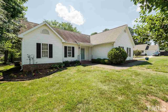 500 Groveton Trail, Wake Forest, NC 27587 (#2197039) :: The Abshure Realty Group