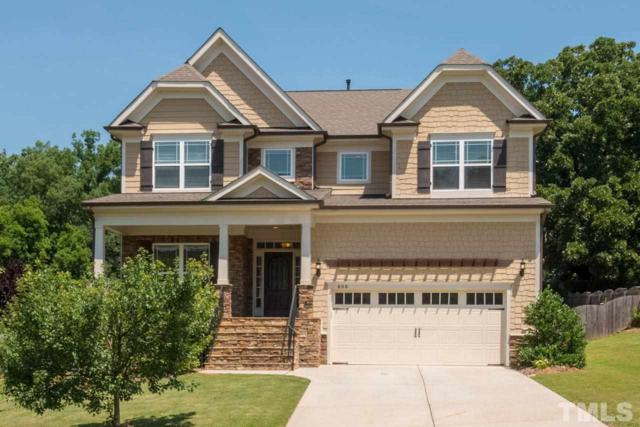 408 Mickey Lane, Cary, NC 27513 (#2197042) :: The Perry Group