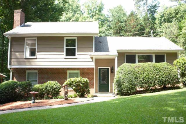 613 Yorktown Drive, Chapel Hill, NC 27516 (#2197109) :: The Perry Group