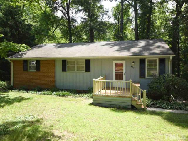 427 Ridgefield Road, Chapel Hill, NC 27517 (#2197127) :: The Perry Group