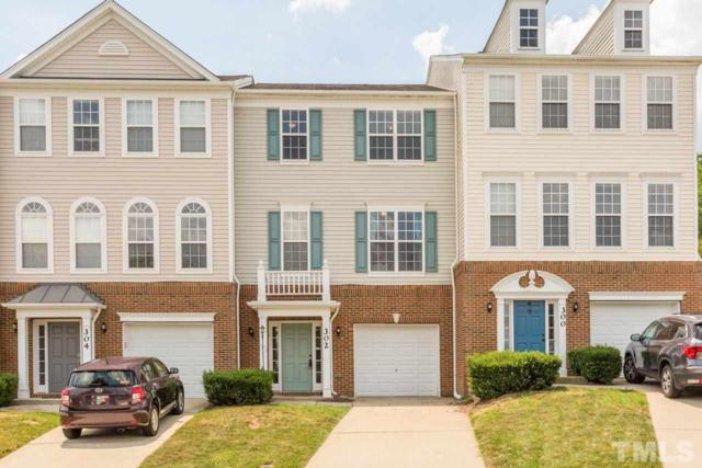 302 Great Ridge Court, Morrisville, NC 27560 (#2197142) :: RE/MAX Real Estate Service