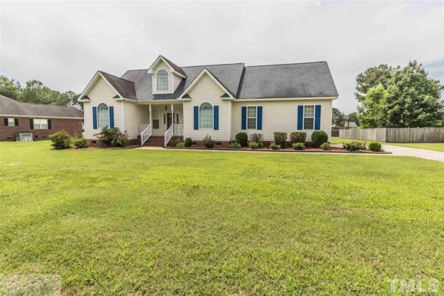 422 Hunters Creek Drive, Goldsboro, NC 27534 (#2197153) :: Kim Mann Team