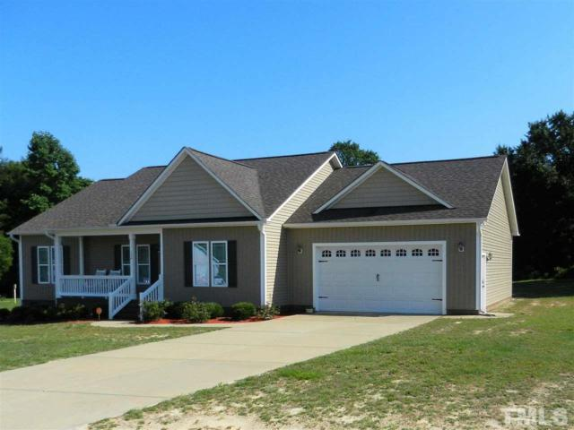 156 Beasley Estates Drive, Benson, NC 27504 (#2197249) :: The Jim Allen Group