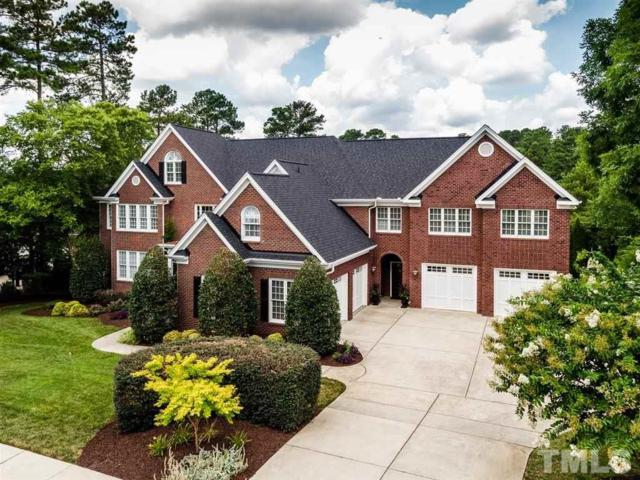 123 Trellingwood Drive, Morrisville, NC 27560 (#2197270) :: The Perry Group