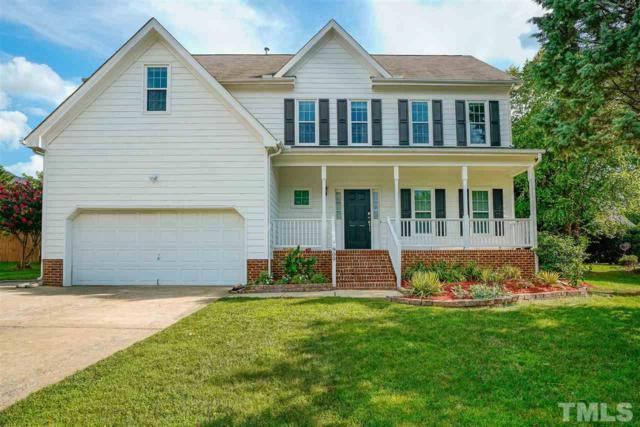 909 Newington Way, Apex, NC 27502 (#2197281) :: The Perry Group