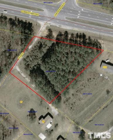 1800 E Cornelius Harnett Boulevard, Lillington, NC 27546 (#2197284) :: RE/MAX Real Estate Service
