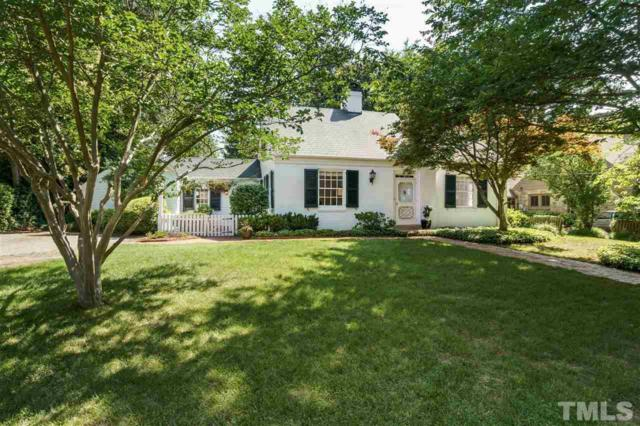 2804 Hazelwood Drive, Raleigh, NC 27608 (#2197291) :: The Perry Group