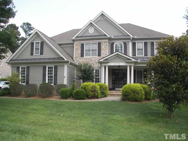 4113 Summer Brook Drive, Apex, NC 27539 (#2197353) :: The Perry Group