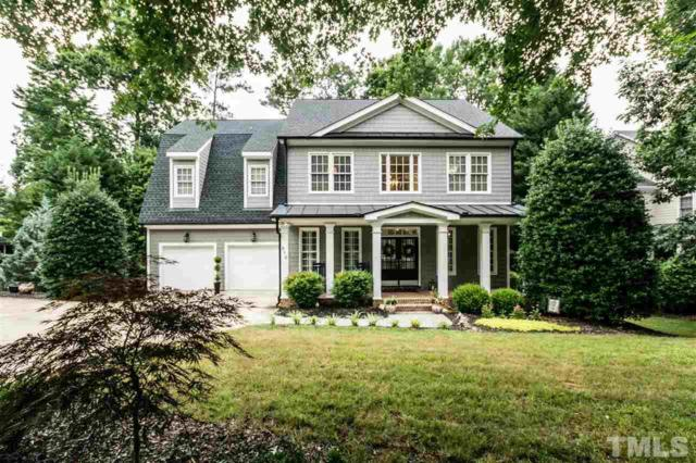 616 Crossway Lane, Holly Springs, NC 27540 (#2197368) :: The Abshure Realty Group