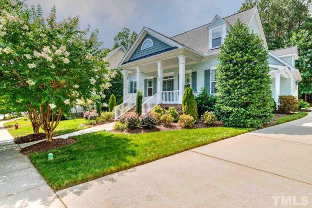 257 Elmcrest Drive, Holly Springs, NC 27540 (#2197372) :: The Perry Group