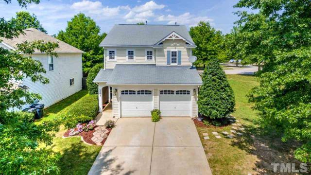 225 Trayesan Drive, Holly Springs, NC 27540 (#2197374) :: The Jim Allen Group