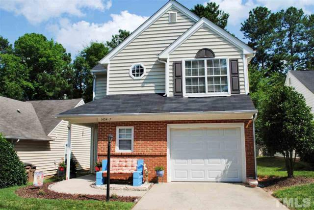 1454 Cimarron Parkway #7, Wake Forest, NC 27587 (#2197429) :: The Perry Group