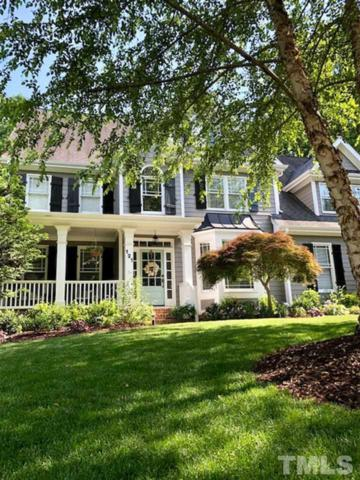 121 Cliffcreek Drive, Holly Springs, NC 27540 (#2197511) :: The Abshure Realty Group