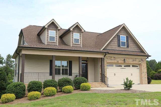 11 Setter Court, Angier, NC 27501 (#2197526) :: The Perry Group