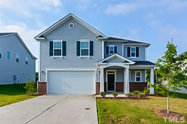 133 Green Willows Drive, Clayton, NC 27527 (#2197567) :: The Perry Group