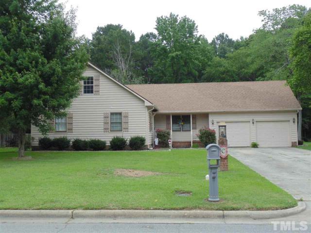 417 Bennett Drive, Selma, NC 27576 (#2197648) :: Better Homes & Gardens | Go Realty