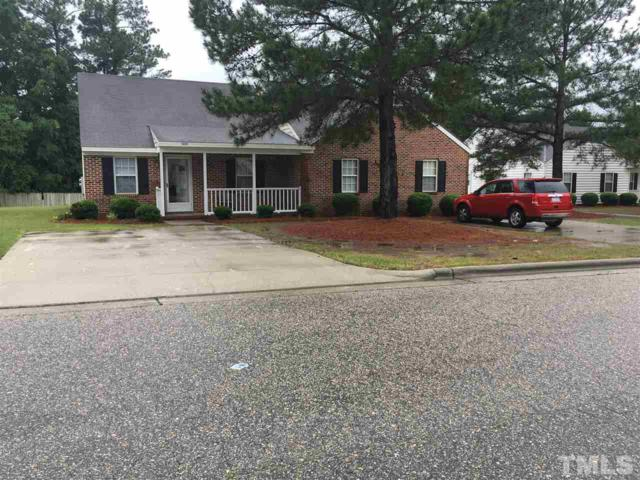 709 Carter Street, Clayton, NC 27520 (#2197651) :: RE/MAX Real Estate Service