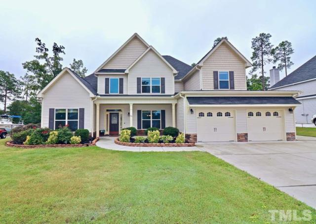 60 Pelican Court, Sanford, NC 27332 (#2197661) :: The Abshure Realty Group