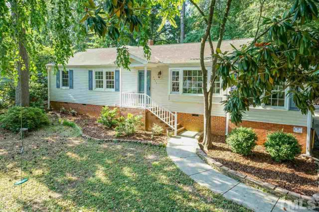 3423 Redbud Lane, Raleigh, NC 27607 (#2197668) :: The Perry Group