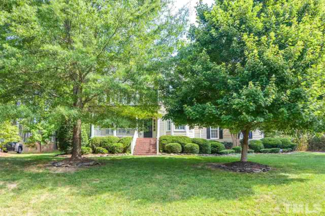 1216 Turner Woods Drive, Raleigh, NC 27603 (#2197702) :: The Jim Allen Group