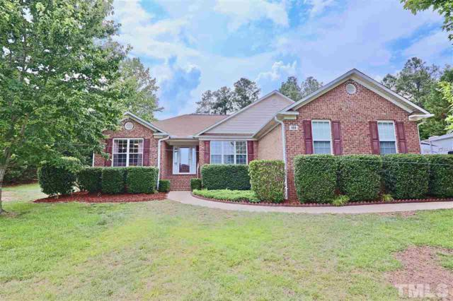 155 Presnell Court, Whispering Pines, NC 28327 (#2197709) :: RE/MAX Real Estate Service