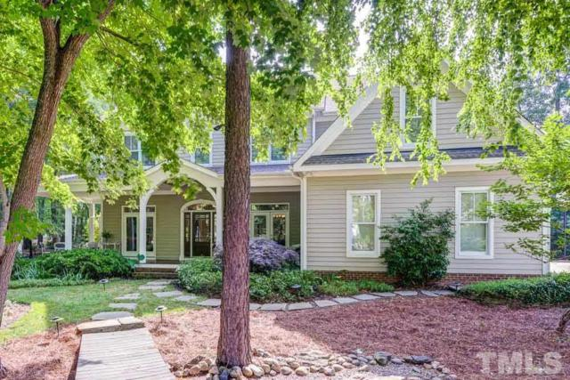1031 Pinehurst Drive, Chapel Hill, NC 27517 (#2197714) :: The Perry Group