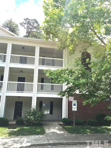 1901 Trailwood Heights Lane #104, Raleigh, NC 27603 (#2197753) :: The Perry Group