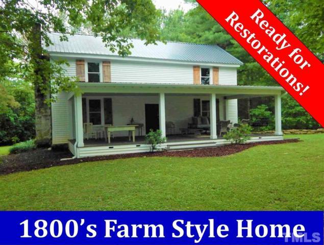 3667 Bruce Garner Road, Franklinton, NC 27525 (#2197798) :: The Jim Allen Group
