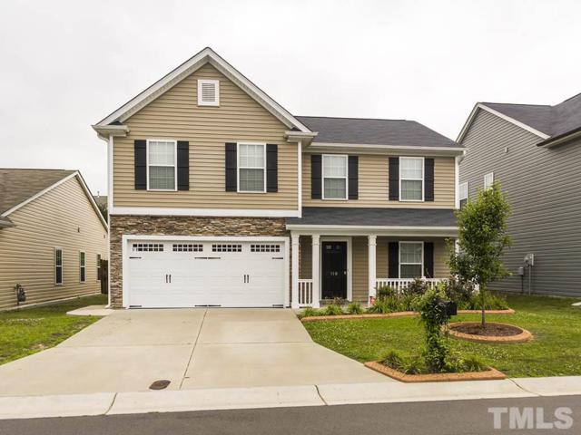 110 Claystone Drive, Gibsonville, NC 27249 (#2197888) :: The Abshure Realty Group