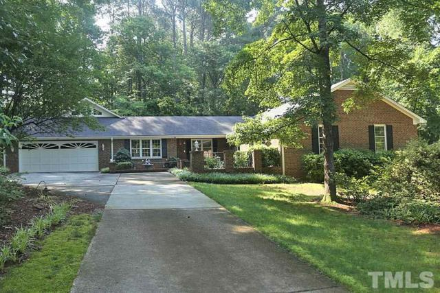201 W Green Forest Drive, Cary, NC 27518 (#2197912) :: The Perry Group