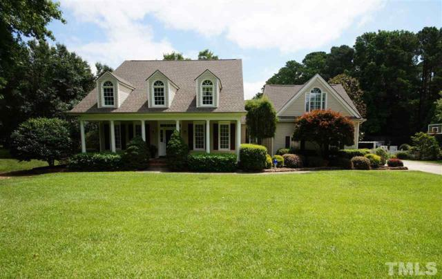 8500 Darmstadt Court, Wake Forest, NC 27587 (#2197947) :: The Perry Group