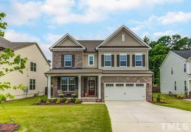 400 Morgan Ridge Road, Holly Springs, NC 27540 (#2198024) :: The Perry Group