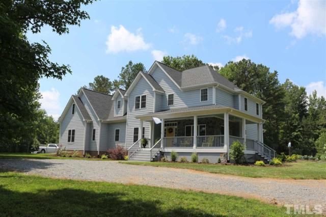 1463 Hamlets Chapel Road, Pittsboro, NC 27312 (#2198052) :: The Perry Group