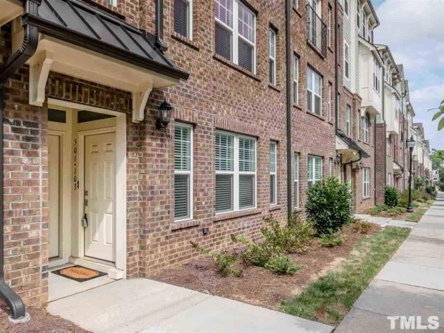 501 N Person Street #103, Raleigh, NC 27604 (#2198080) :: The Perry Group