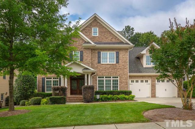 1300 Heritage Hills Way, Wake Forest, NC 27587 (#2198084) :: The Jim Allen Group