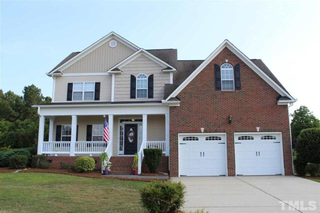 64 River Knoll Drive, Clayton, NC 27527 (#2198088) :: The Abshure Realty Group