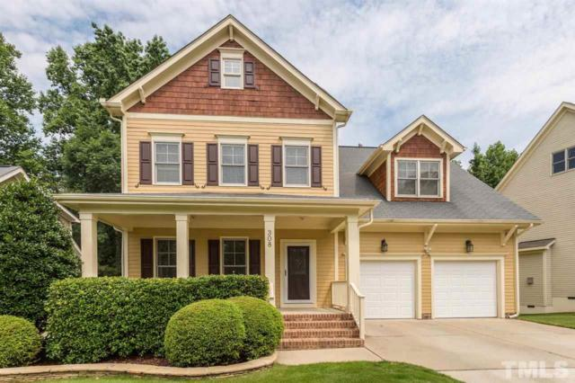 308 Edgepine Drive, Holly Springs, NC 27540 (#2198153) :: The Perry Group