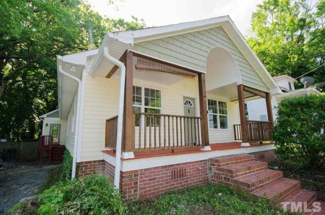 1008 Berkeley Street, Durham, NC 27705 (#2198161) :: The Perry Group