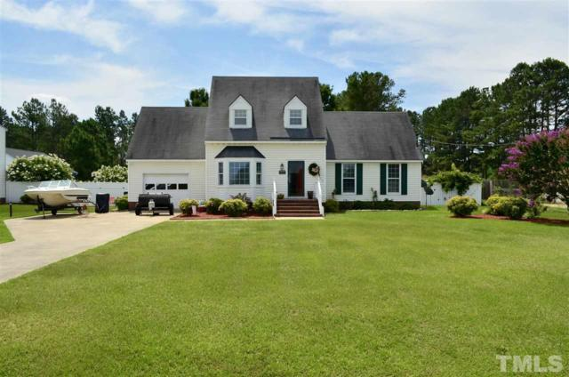 11475 Old Smithfield Road, Bailey, NC 27807 (#2198186) :: The Perry Group