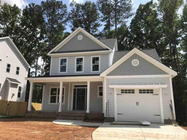 125 Ada Street, Apex, NC 27502 (#2198203) :: The Abshure Realty Group