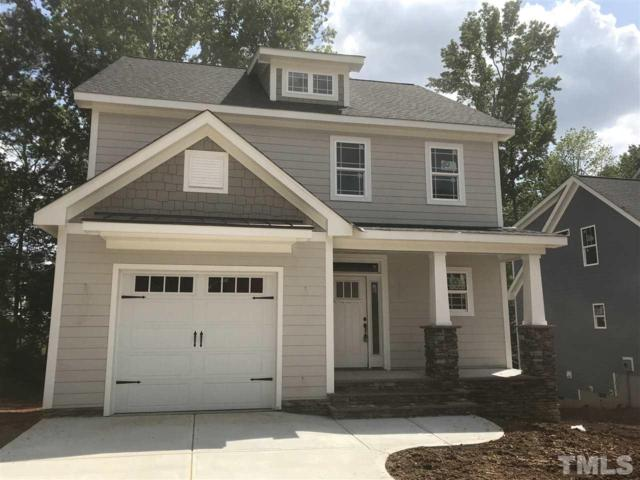 201 Ada Street, Apex, NC 27502 (#2198205) :: The Abshure Realty Group