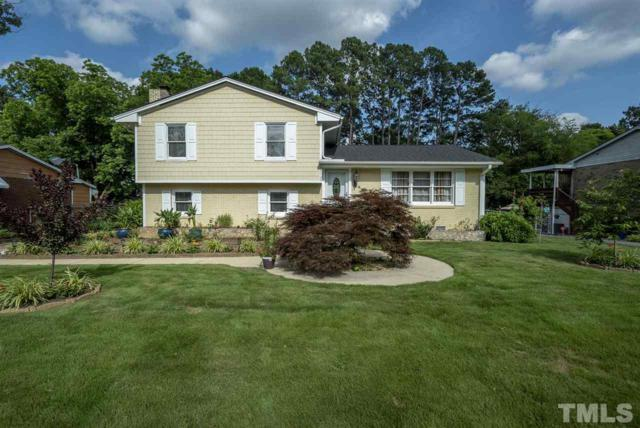 3720 Huntleigh Drive, Raleigh, NC 27604 (#2198221) :: The Abshure Realty Group