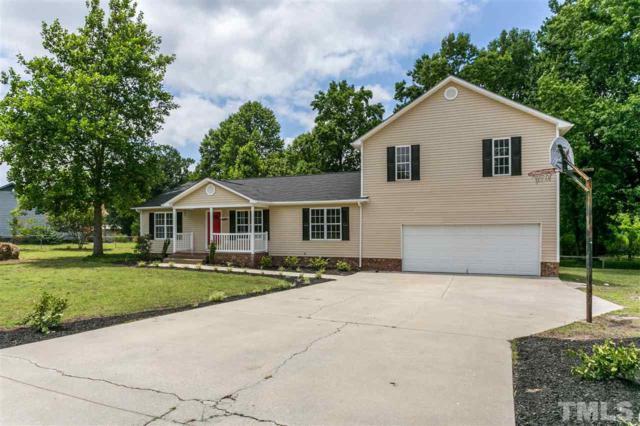 104 Greg Street, Four Oaks, NC 27524 (#2198235) :: M&J Realty Group