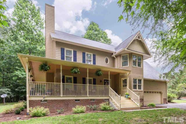 75 Eagle Point Road, Pittsboro, NC 27312 (#2198253) :: The Perry Group